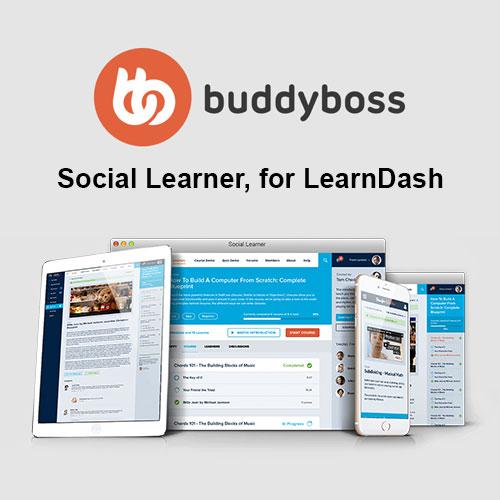 Boss for LearnDash / Social Learner for LearnDash