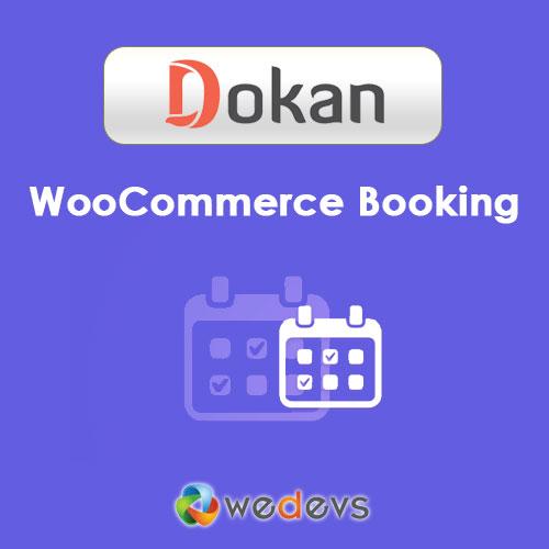 Dokan – WooCommerce Booking Integrationv