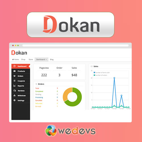 Dokan Pro WordPress Plugin