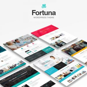 Fortuna – Responsive Multi-Purpose WordPress Theme
