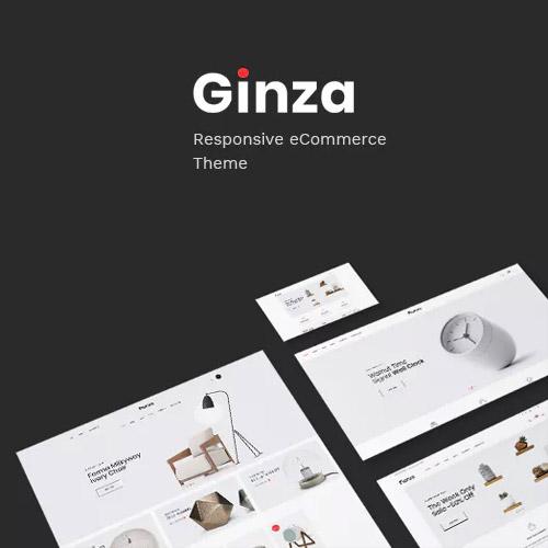 Ginza – Furniture Theme for WooCommerce WordPress