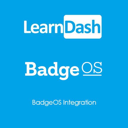 LearnDash LMS BadgeOS