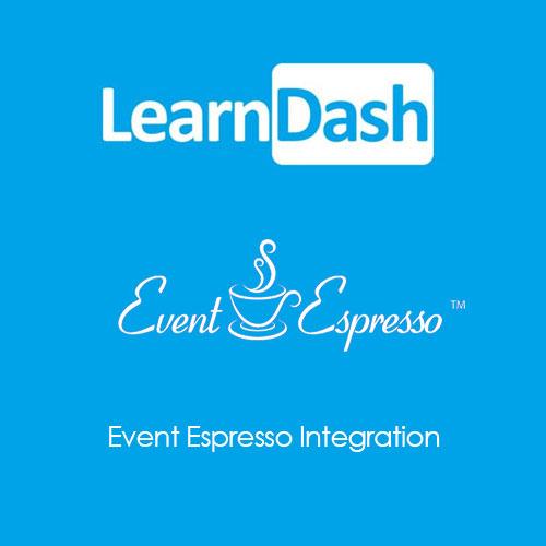 LearnDash LMS Event Espresso Integration