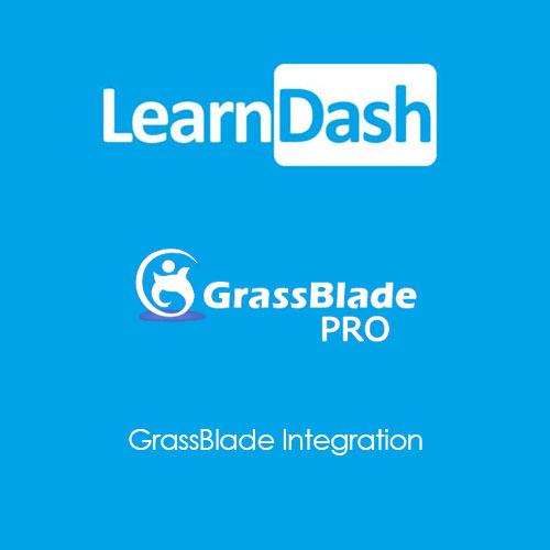 LearnDash LMS GrassBlade Integration