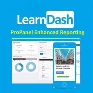 LearnDash LMS ProPanel Addon