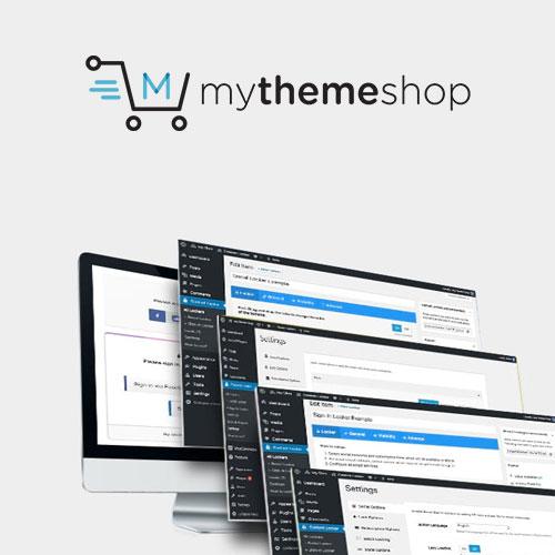 MyThemeShop Content Locker – Pro