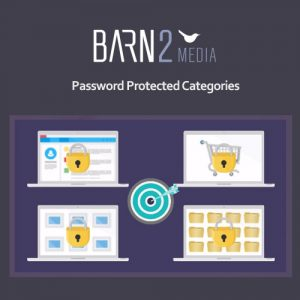 Password Protected Categories