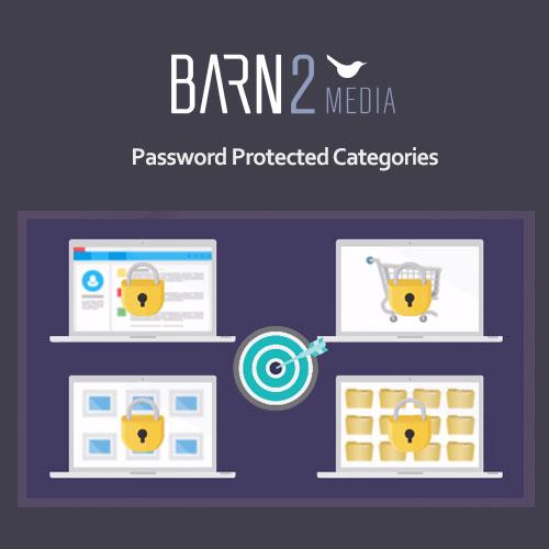 Password Protected Categories