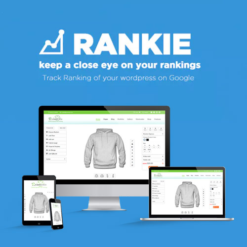 Rankie – WordPress Rank Tracker Plugin