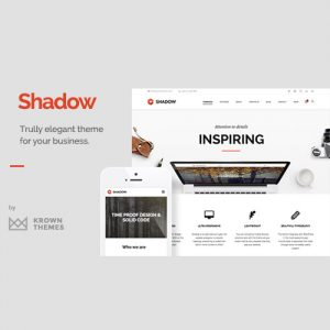 Shadow – Responsive & Retina Multi-Purpose Theme
