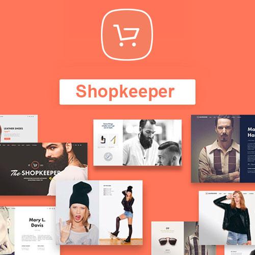 Shopkeeper – eCommerce WP Theme for WooCommerceShopkeeper – eCommerce WP Theme for WooCommerce