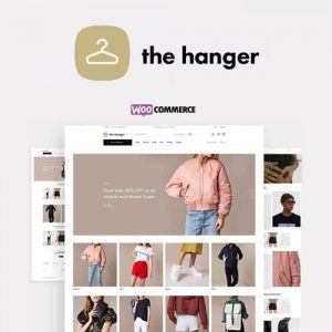 The Hanger – Modern Classic WooCommerce Theme