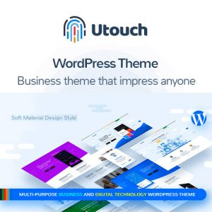 Utouch Startup – Multi-Purpose Business and Digital Technology WordPress ThemeUtouch Startup – Multi-Purpose Business and Digital Technology WordPress Theme