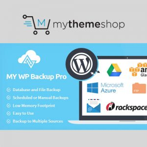 MyThemeShop My WP Backup Pro