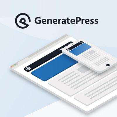 Jual GeneratePress Themes + GP Premium Murah